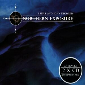 Pete Lazonby - Northern Exposure: Mixed By Sasha & Joh... - Pete Lazonby CD DNVG