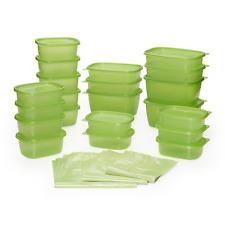 74 Piece Greenbox Greenbag Set Green Debbie Meyer Home Kitchen Food Box Bags 74p