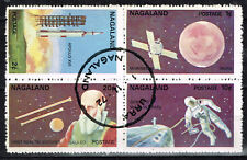 Nagaland Space Astronomy Galeleo stamps set 1972