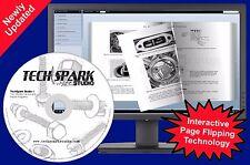 Honda Fourtrax Foreman 500 TRX500 ATV 4WD Service Repair Maintenance Shop Manual