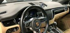 Porsche OEM 95B Macan 2015+ Piano Black Interior Trim Set Of 7 Brand New