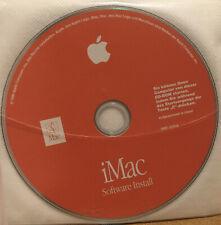 iMac Softwareinstallation MacOS 8.5 / iMac Software Restore Pack Bondi Blue 1998