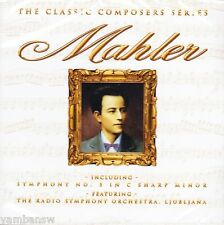 THE CLASSIC COMPOSERS SERIES * MAHLER * NEW & SEALED CD