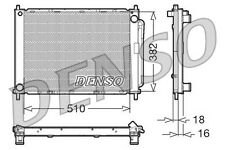 Denso Cooling Module DRM23100 for Renault