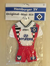 Hamburger SV - Fussball Trikot fürs Auto - Mini-Trikot Kit Bundesliga HSV