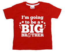 Magliette , maglie e camicie rossi per bambini dai 2 ai 16 anni Taglia 5-6 anni