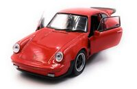 Porsche 911 Turbo 930 Sports Car Model Car Car Red Scale 1:3 4 (Licensed)