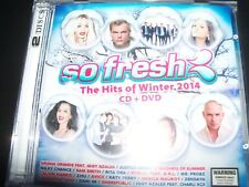 So Fresh: Hits Of Winter 2014 (Deluxe Edition) CD DVD – New