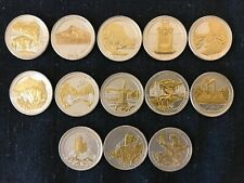 13- Gold-and-Silver-Highlighted Statehood Quarters Collection