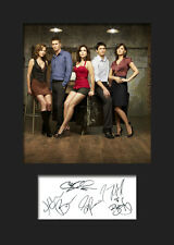 ONE TREE HILL #1 A5 Signed Mounted Photo Print - FREE DELIVERY