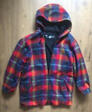 NEW Swanndri Hooded Jacket 100% Wool New Zealand Swazi Hoody Coat Bushcraft Wear