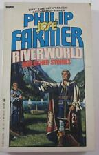 RIVERWORLD AND OTHER STORIES PHILIP JOSE FARMER BERKLEY 1979 FIRST ED PB