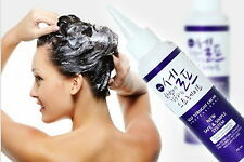 Self One Step Permanent Hair Straight Cream Full Option SAFE Curly Hair