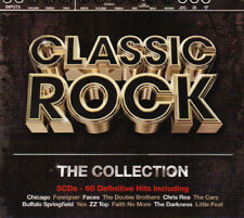CLASSIC ROCK THE COLLECTION CD NEW BOX SET