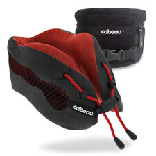 New Cabeau Evolution Cool - Memory Foam Neck Pillow + Air Vents + Washable + Bag