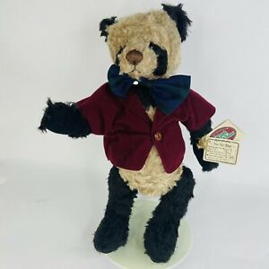 Ganz Cottage Collectibles Panda Potluck Yes No Bear 1998 Lorraine Artist Design