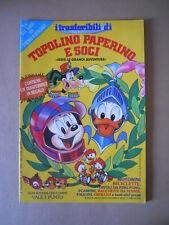 ALBUM  I Trasferibili di Topolino Paperino e Soci 1984 [G461] BUONO