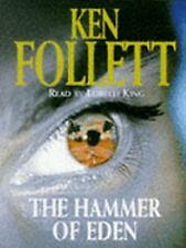 KEN FOLLETT-THE HAMMER OF EDEN NEW CD