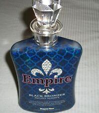 Supre Tan Empire Black Bronzer Private Reserve 13.5 oz ~ New ~ S3