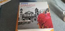 Pimsleur Spanish Unlimited Level 1 Sealed Brand New