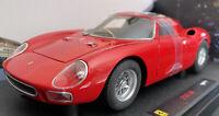 1/18 2007 Hotwheels Elite 1962 Ferrari 250 LM Le Mans Rosso Corsa, Mint & Boxed!
