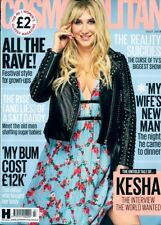 COSMOPOLITAN MAGAZINE JULY 2018 ~ KESHA COVER & THE INTERVIEW THE WORLD WANTED