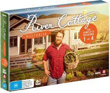 BRAND NEW River Cottage Australia : Seasons 1-4 (DVD, 10-Discs) *PREORDER R4