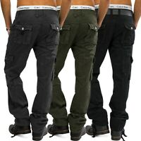Hommes Cargo Hose RANGER Cargo Jeans Loose Fit Pantalon cargo Pantalon de travai