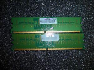 1GB HP 384704-051 2x 512MB PC2-5300E RAM