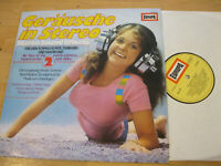 LP Geräusche in Stereo 2 Sound Effects Tonband Dia Vinyl Europa 111 044.6