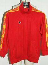Soccer Jersey Jacket Hoodie Plush Shirt Trikot Camiseta Roma 80'S Size S