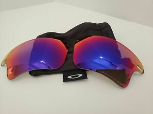 NEW 100% Oakley OEM Fast Jacket XL Replacement Lens RARE & MINT Made In USA