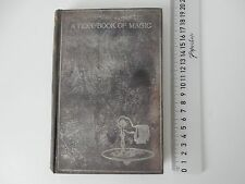 A TEXTBOOK OF MAGIC BY ELBIQUET CIRCA 1913 GEORGE ROUTLEDGE & SONS 203 PAGES BW