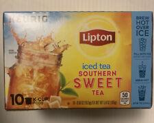 Lipton Refresh Iced Sweet Tea Keurig K-Cups