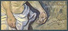 2003 VATICANO LIBRETTO VAN GOGH MNH ** - ED