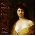 1 Women of KPM 2008 Art Wall Calendar Asti Girls Nudes lady painting examples
