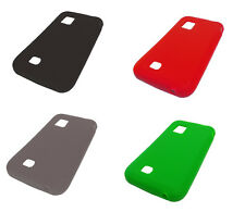 For Samsung Galaxy S Fascinate i500v i500 Jelly Silicone Phone Cover Case Skin
