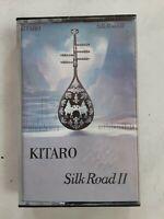 Kitaro Silk Road II Audio Cassette Tape
