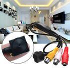 HD 1200TVL Mini Audio Pinhole CCTV Camera Home Security Micro Hidden Spy Cam tab
