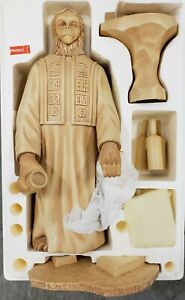 "SIDESHOW The PLANET of The APES The LAWGIVER 18.5"" STATUE. Figure/BOX are MINT"