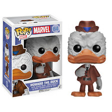 FUNKO POP Marvel GUARDIANS OF THE GALAXY HOWARD THE DUCK #64 Figure IN STOCK NOW