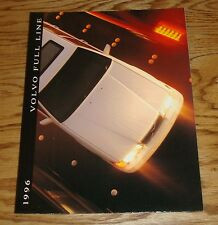 Original 1996 Volvo Full Line Sales Brochure 96 850 960