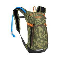 CamelBak Kids Mini Mule Hydration Pack Lapis Blue / White Stripe - 1.5 L / 50 OZ