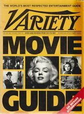 "The ""Variety"" Movie Guide Paperback Book The Fast Free Shipping"