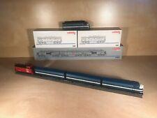 Marklin 4081 & 3781 HO - TP Texas & Pacific F7 ABB (Digital/2 Motor) - Perfect