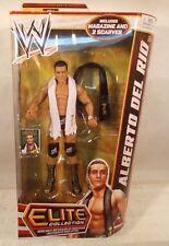 WWE Mattel Elite Collection Series 21 Alberto Del Rio El Patron (MISP)