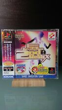 DANCE DANCE RÉVOLUTION 2ND REMIX - PLAYSTATION JAPAN - BRAND NEW  - NEUF +++