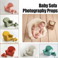 Newborn Baby Sofa Chair Photography Prop Photo Studio Backdrop Model Decor