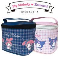 My Kuromi Collaboration Cosmetic Pouch Sanrio Japan