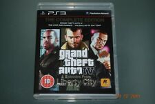 Grand Theft Auto IV & Episodios De Liberty City The Complete Edition PS3